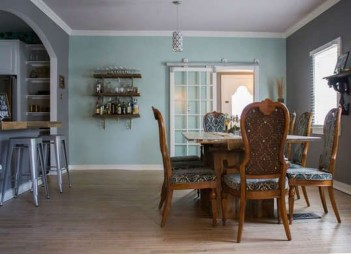 Dream Kitchen Brightened With A Pastel Color Palette 30