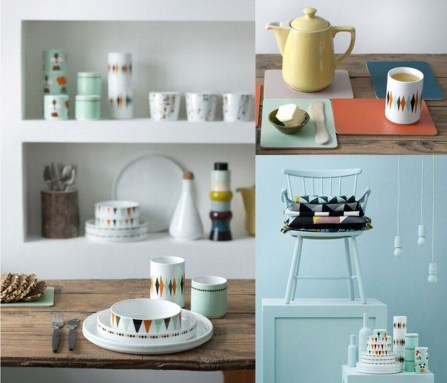Dream Kitchen Brightened With A Pastel Color Palette 35
