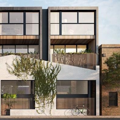 Amazing Apartment Building Facade Architecture Design06