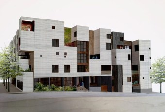 Amazing Apartment Building Facade Architecture Design10
