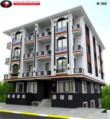 Amazing Apartment Building Facade Architecture Design30