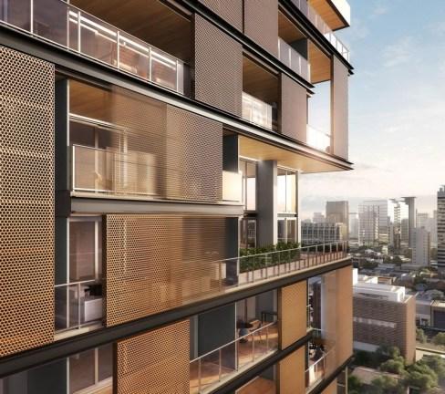 Amazing Apartment Building Facade Architecture Design35