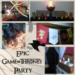 Amazing Game Thrones Decorations Ideas Try03
