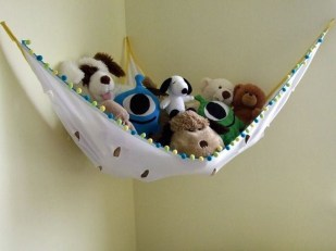 Amazing Hanging Kids Toys Storage Solutions Ideas15