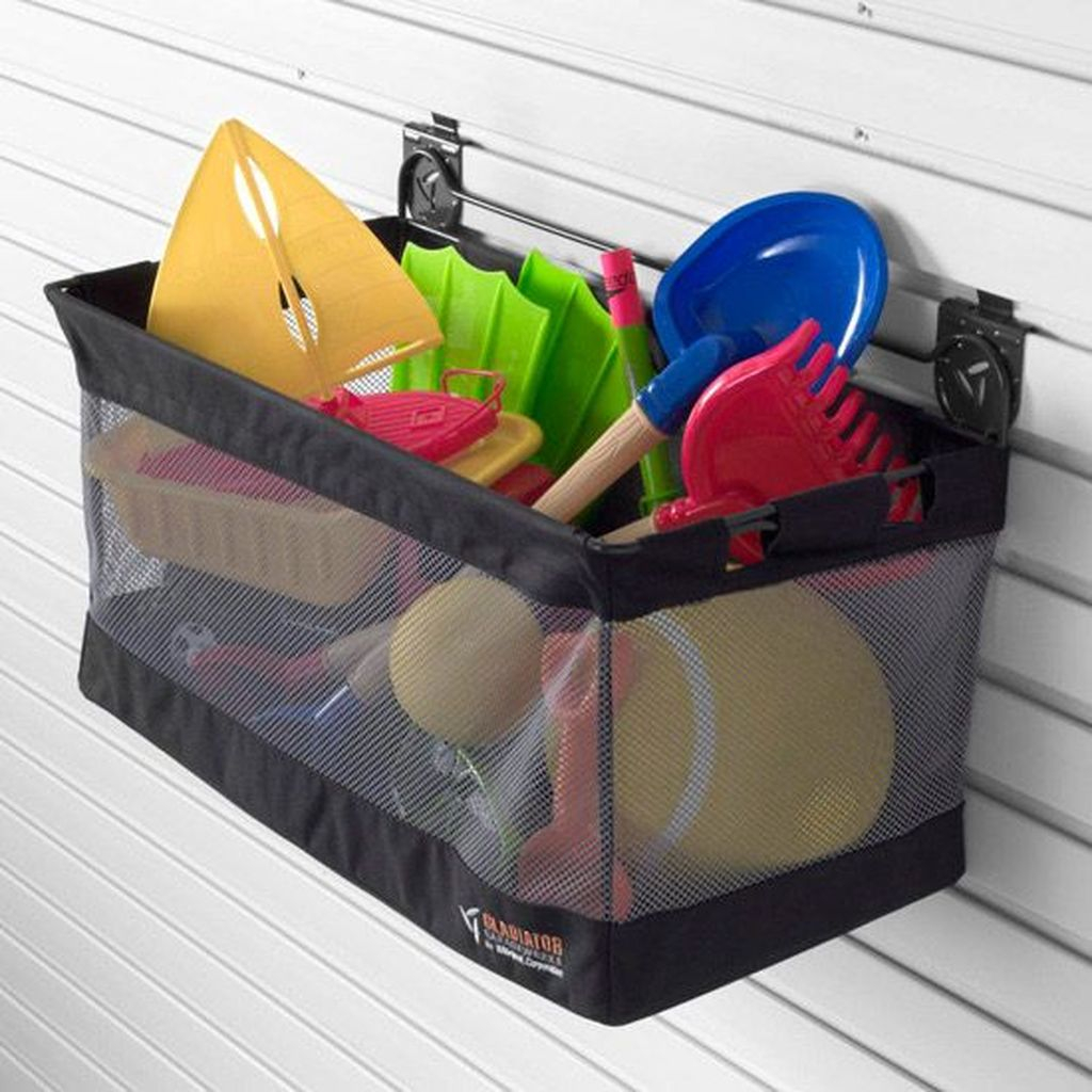 Amazing Hanging Kids Toys Storage Solutions Ideas28