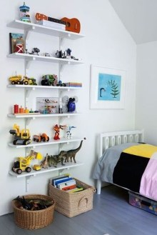 Amazing Hanging Kids Toys Storage Solutions Ideas29