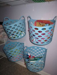 Amazing Hanging Kids Toys Storage Solutions Ideas36