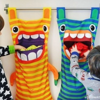 Amazing Hanging Kids Toys Storage Solutions Ideas42