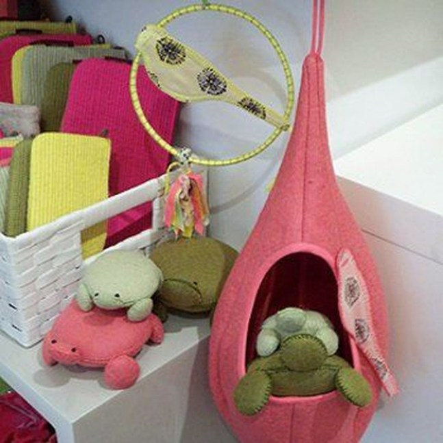 Amazing Hanging Kids Toys Storage Solutions Ideas47