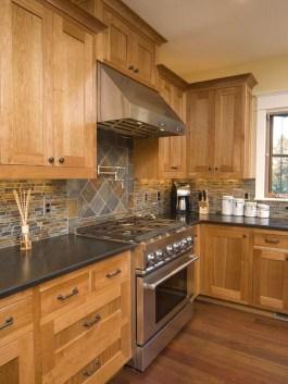 Amazing Home Kitchen Tile Design Ideas 2018 24