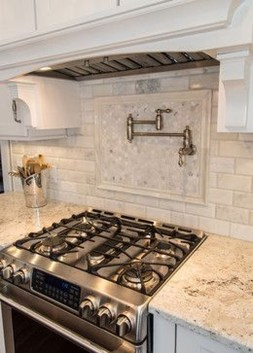 Amazing Home Kitchen Tile Design Ideas 2018 26