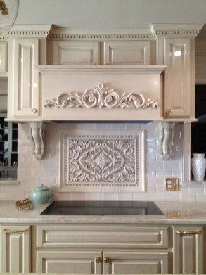 Amazing Home Kitchen Tile Design Ideas 2018 35