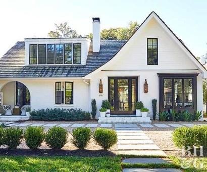 Amazing House Exterior Design Inspirations Ideas 201728
