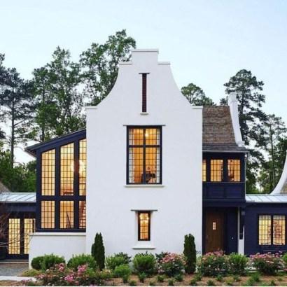 Amazing House Exterior Design Inspirations Ideas 201730