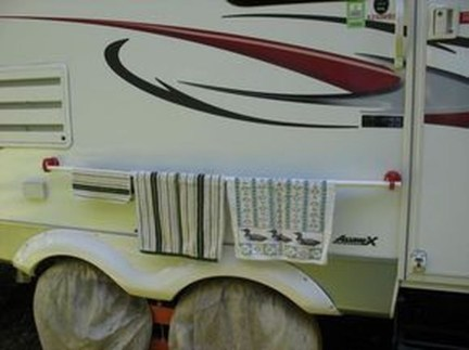 Amazing Rv Camper Trailer Pup Tent Must See01