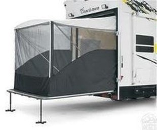Amazing Rv Camper Trailer Pup Tent Must See17