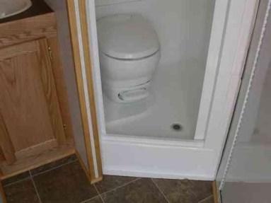Amazing Small Rv Bathroom Toilet Remodel Ideas 09