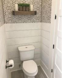 Amazing Small Rv Bathroom Toilet Remodel Ideas 16