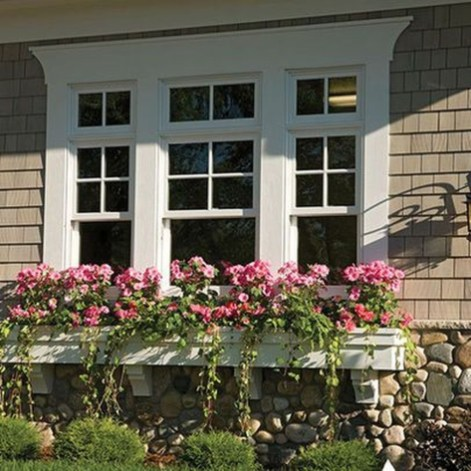 Amazing Windows Flower Boxes Design Ideas Must See20