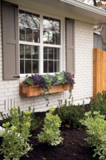 Amazing Windows Flower Boxes Design Ideas Must See21