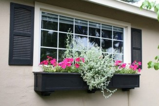 Amazing Windows Flower Boxes Design Ideas Must See28