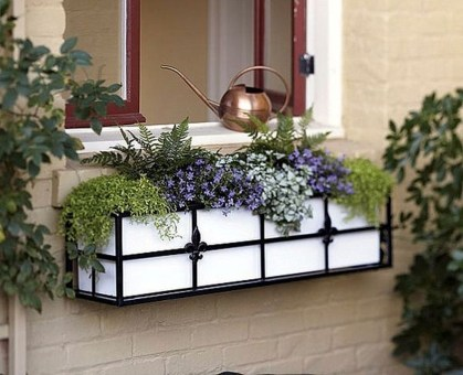 Amazing Windows Flower Boxes Design Ideas Must See35