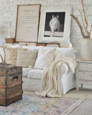 Artistic Vintage Brick Wall Design Home Interior15