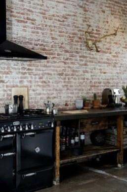Artistic Vintage Brick Wall Design Home Interior16