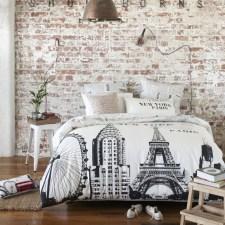 Artistic Vintage Brick Wall Design Home Interior26