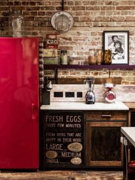 Artistic Vintage Brick Wall Design Home Interior32