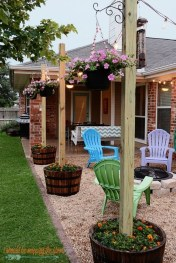 Awesome Backyard Landscaping Ideas Budget44