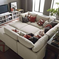 Awesome Cozy Sofa In Livingroom Ideas01