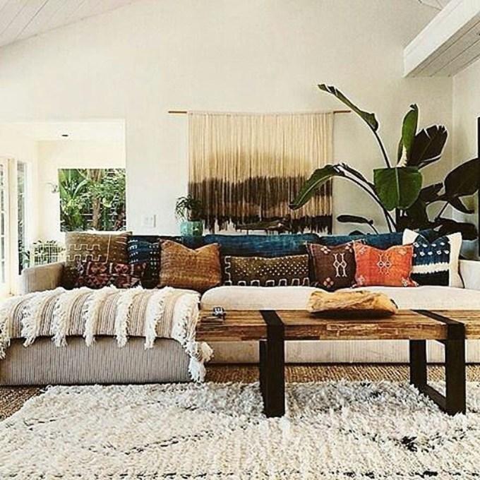 Awesome Cozy Sofa In Livingroom Ideas14