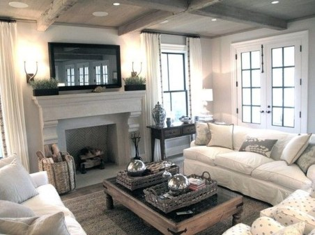 Awesome Cozy Sofa In Livingroom Ideas15