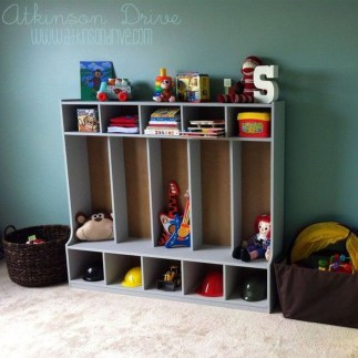 Awesome Toys Storage Design Ideas Lovely Kids26