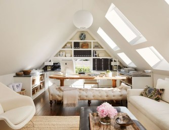 Awesome Traditional Attic You Can Try07