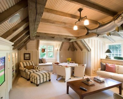 Awesome Traditional Attic You Can Try27