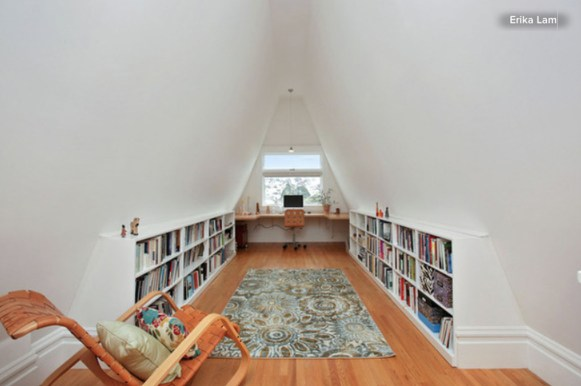 Awesome Traditional Attic You Can Try33