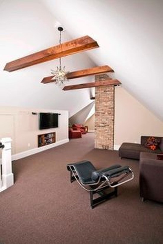 Awesome Traditional Attic You Can Try34