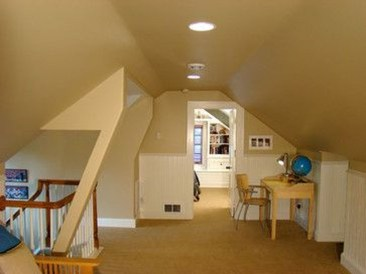 Awesome Traditional Attic You Can Try36