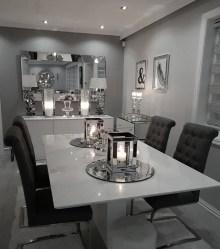 Elegant Dining Room Design Decorations03