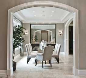Elegant Dining Room Design Decorations12