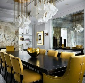 Elegant Dining Room Design Decorations19