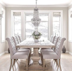 Elegant Dining Room Design Decorations31