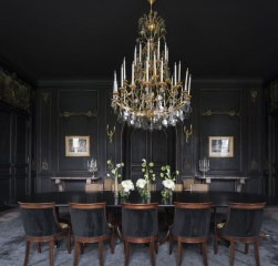 Elegant Dining Room Design Decorations33