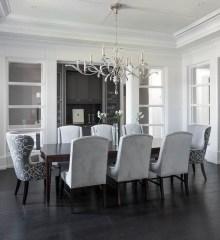 Elegant Dining Room Design Decorations34