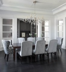 Elegant Dining Room Design Decorations34