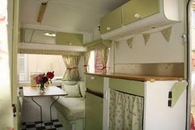 Fantastic Rv Camper Interior Ideas26
