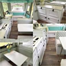 Fantastic Rv Camper Interior Ideas39