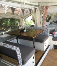 Fantastic Rv Camper Interior Ideas40